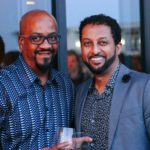 Will and Dr. ChiChi Berhane