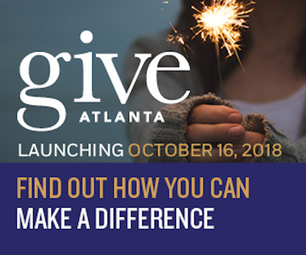 Support CiDrep SickKids during the GIVE Atlanta fundraising competition.